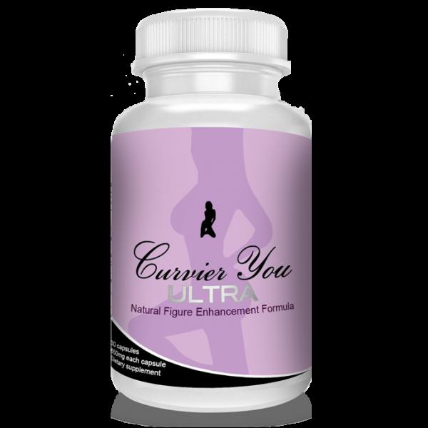 Curvier You Ultra Breast Enhancement Formula capsules