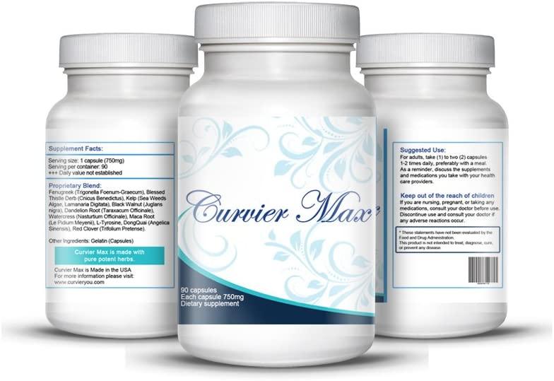 curvier max capsules 3pcs